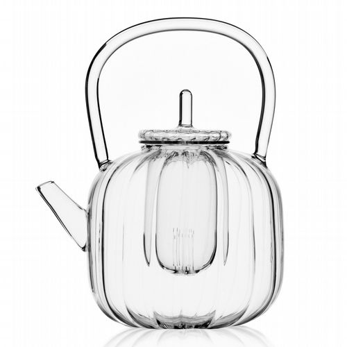 Milanese Glass - Teapot With Filter